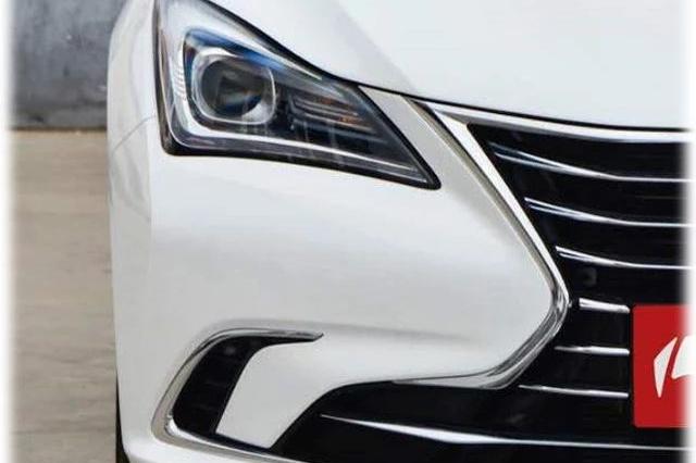 10万内最值得买的国产精品轿车之一,光颜值就能顶半边天!