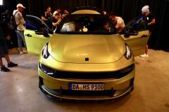 赛车化设定的高性能运动轿车 领克03+正式接受预定