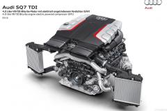 比宝马X7还霸气,奥迪顶级SUV使用V8柴油动力!