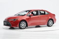 2020款丰田卡罗拉三厢车获IIHS 2019最高安全奖认证