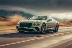 2020款宾利欧陆GT V8官图发布 起售价合140万元