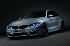 新款宝马M4效果图发布 设计动感/性能强劲
