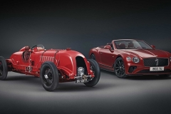 宾利欧陆GT特别款官图发布 庆祝品牌成立100年