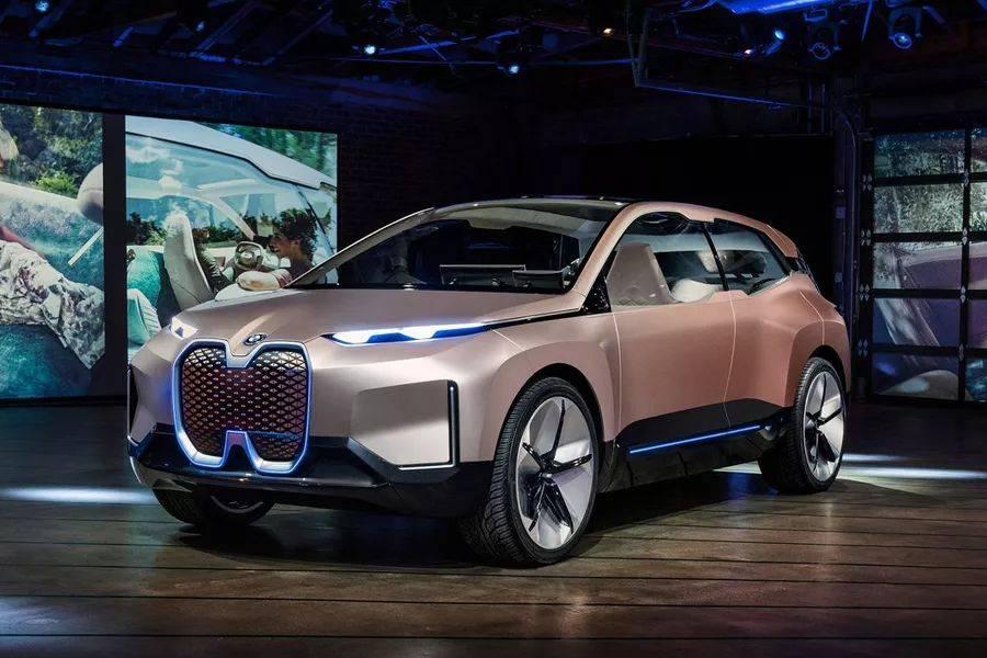 宝马举办首届Next Gen未来峰会,3款概念车推出,亮点颇多
