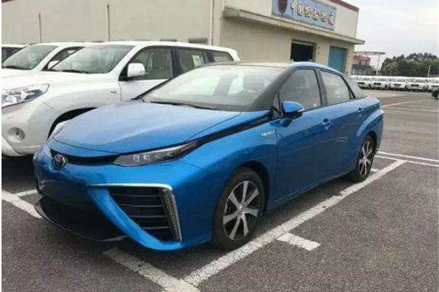 """氢能车技术被日本领先,竟然进入了""""量产阶段"""",我们慢吗?"""