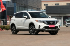 传祺GS4 270T车型上市 售10.88-14.68万元