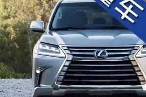 丰田V8最后的继承者!它是日系豪华SUV的代表