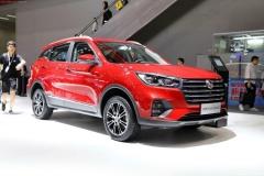 2020款汉腾X5/X7S上市 国六排放标准售6.98-12.38万