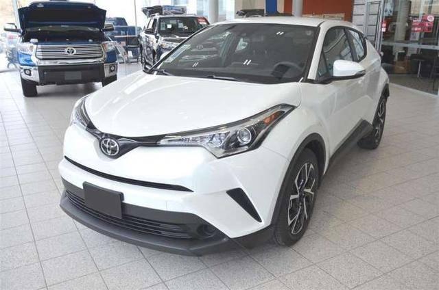 丰田C-HR探店实拍 颜值不要说 售价有惊喜