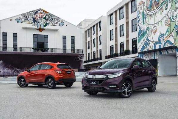 新缤智配置升级价格下降,广汽本田再战小型SUV市场