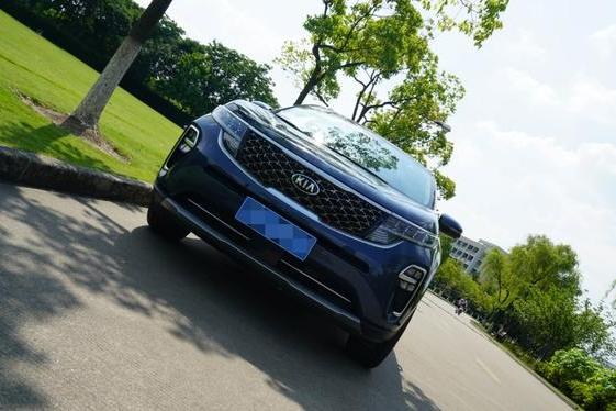 上海试驾起亚KX5,用细节塑造诚意满满的全新高品质合资SUV