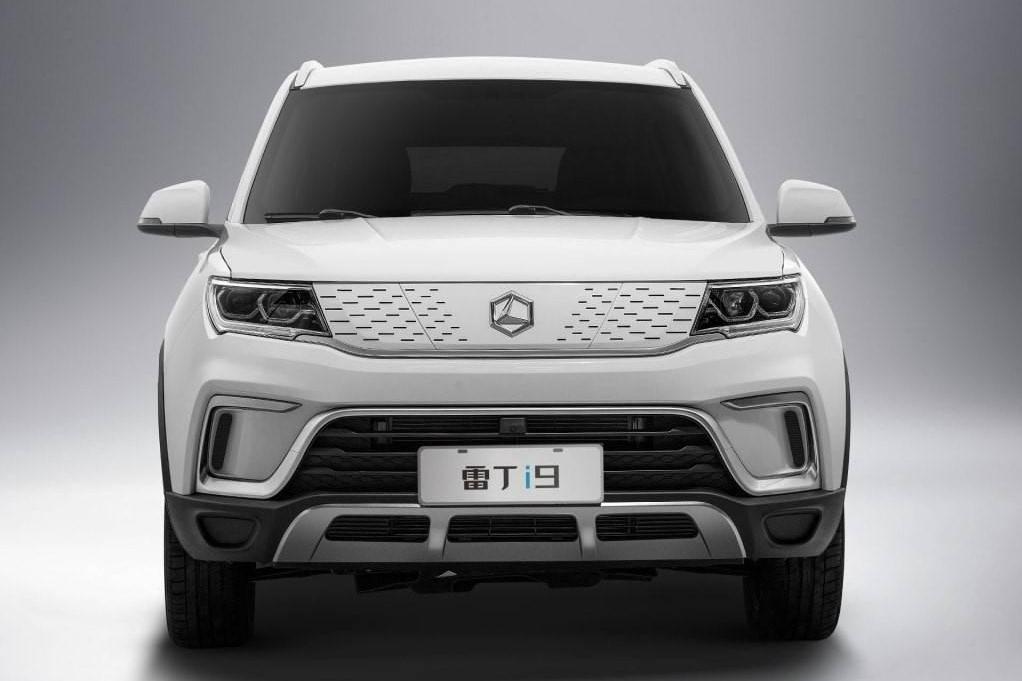 进军小型电动SUV领域 雷丁i9来者何人?