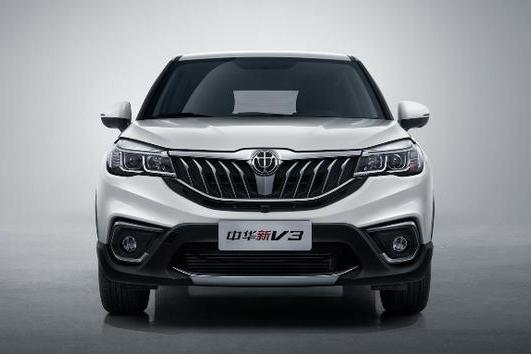1.6L国六车型只要5.99万,中华V3全新升级,实力不容小觑