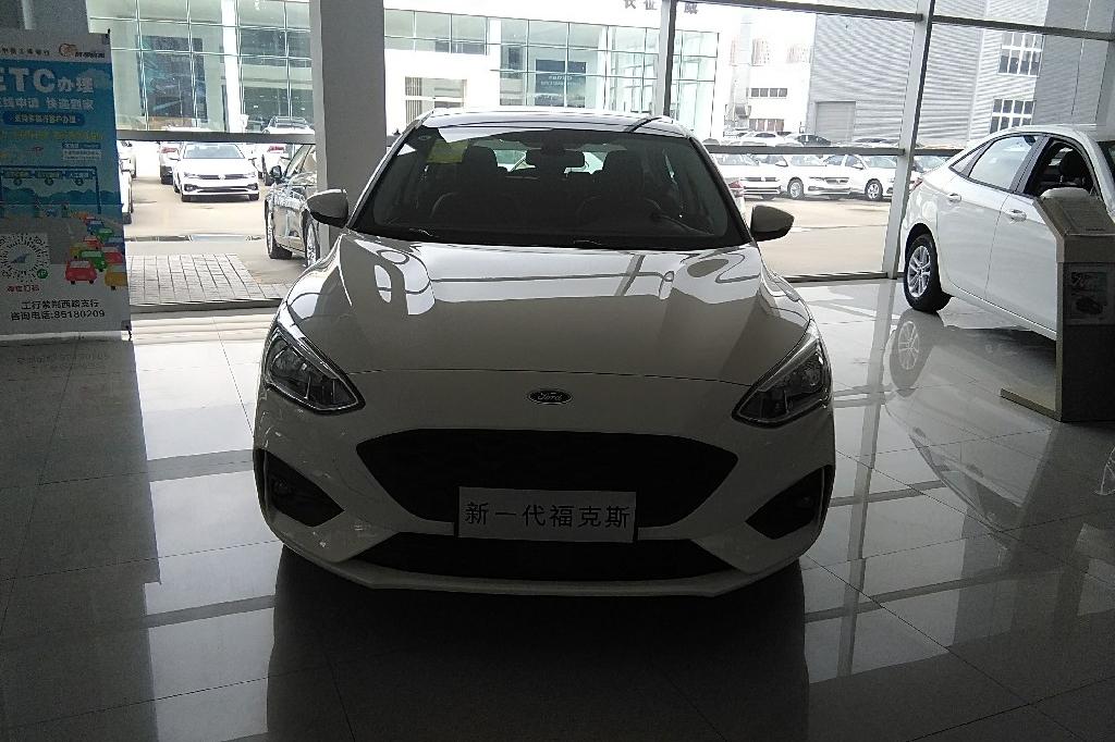 2020款福克斯打头阵,福特大量发布新车,将于7月中旬上市