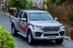 长城皮卡风骏7柴油国六车型正式上市 售价9.28万起