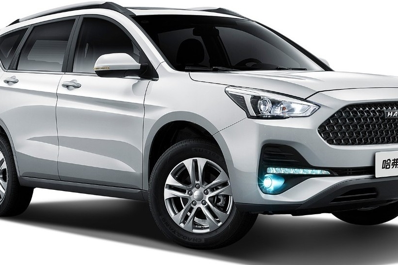 性价比再升级,国六车型依然6.6万起售!2019款哈弗M6上市