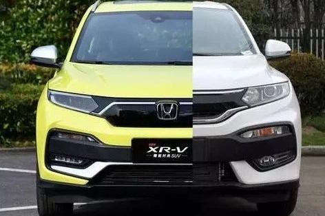 12.79万起售,死磕缤智,XR-V要洗牌小型SUV市场了?