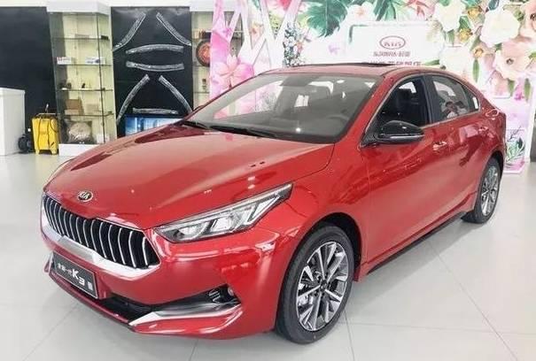起亚K3强势来袭!半个月卖出1万台,韩系车准备站起来了吗?