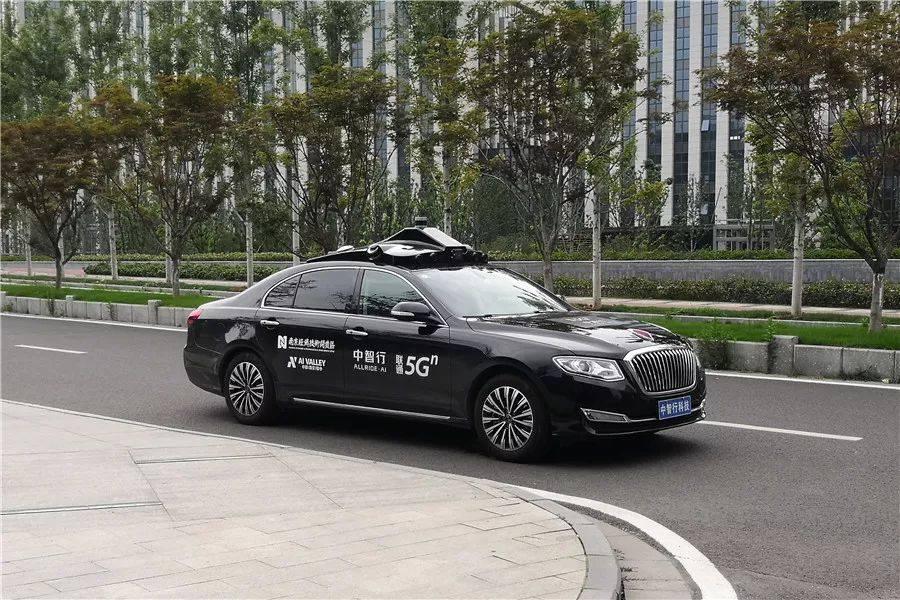 以L4级无人驾驶为起点,5G和AI加持的中智行有何过人之处?