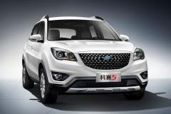 长安欧尚科赛5上市 全新小型SUV/6.99万起