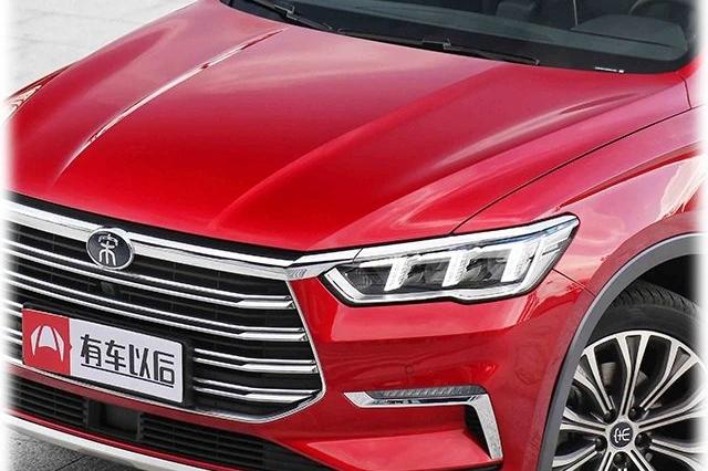 """8.98万起,中国品牌这台全新""""龙颜""""SUV,或将成为黑马?"""