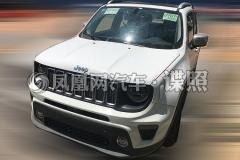 新款国产Jeep自由侠实车曝光 换装1.3T发动机/年内上市