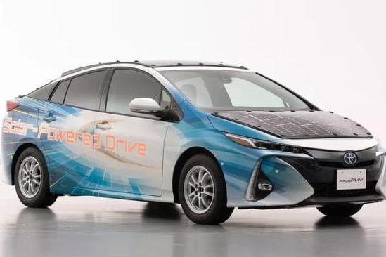 """电动车也要""""超""""?丰田太阳能技术新突破,可增加续航44.5km"""