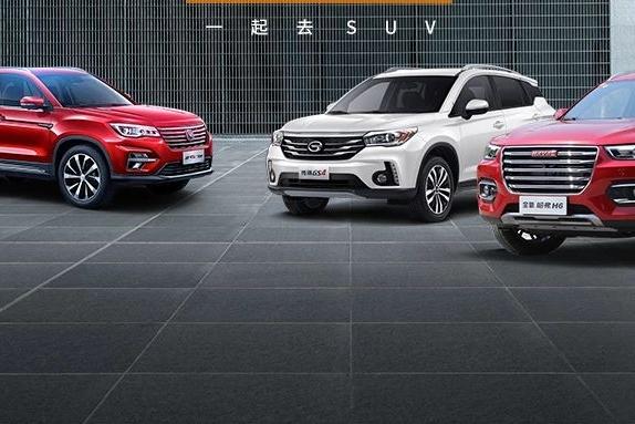 国产SUV 6月销量曝光,月销超10000辆的是这几款,个个不敢信