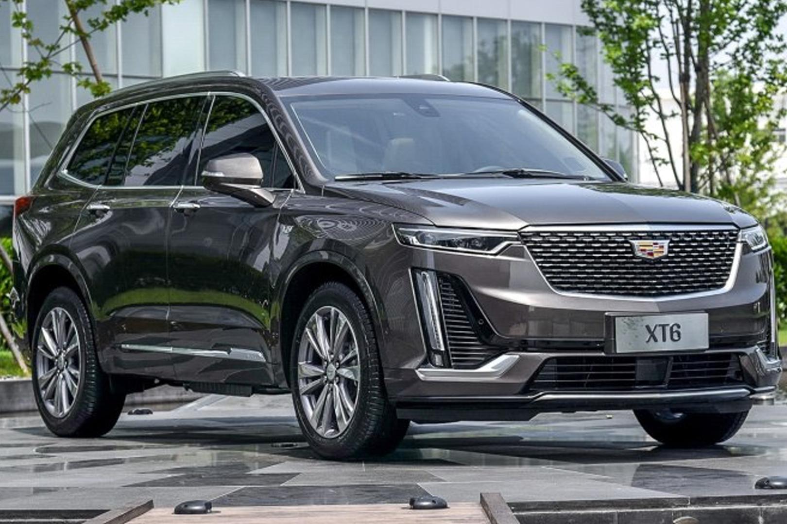 美式豪华中大型6座SUV,41.97万起售!凯迪拉克XT6上市