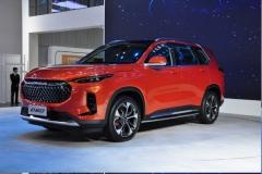 上汽大通D60正式上市 提供个性化定制售9.38-16.78万元