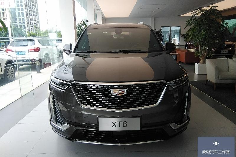 7月18日XT6上市发售,凯迪拉克首款中大型SUV到店实拍