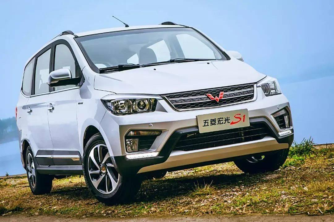 上半年MPV销量排行,五菱宏光称王,仅有两款车同比上涨