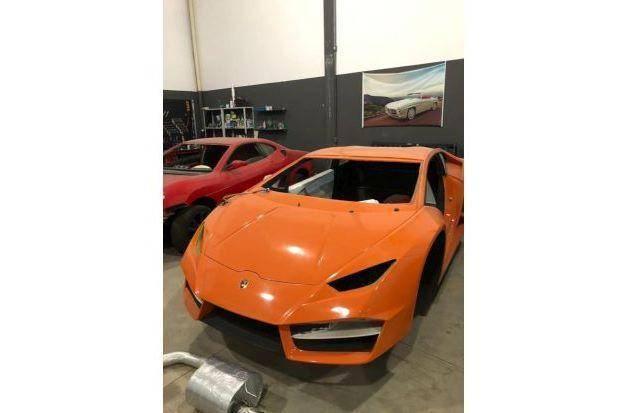 兰博基尼、法拉利不到50万随便买?这究竟是卖车还是卖面子?