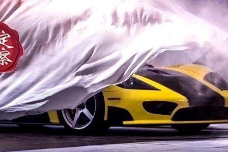 为上帝造车的公司来了 超跑赛麟落子中国市场