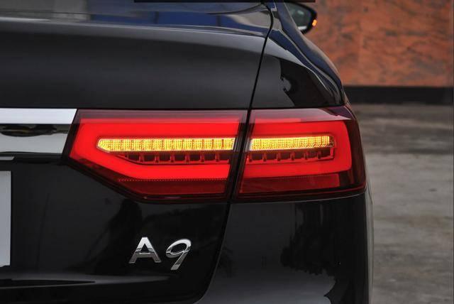 耗资10亿打造的东风A9,立志成为国产高端轿车,却月销1台