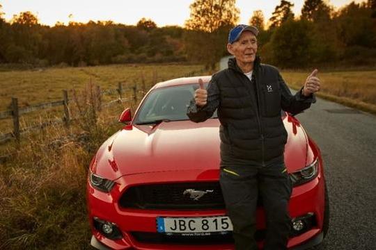 用一辆Mustang,get满血人生