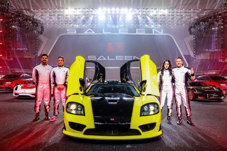 赛麟三款新车发布,SUV对手锁定保时捷Macan,斯坦森代言