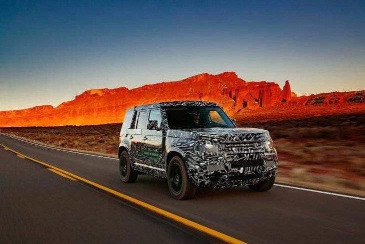 竞争宝马X5和奥迪Q7 捷豹将推旗舰SUV车型J-Pace 与全新路虎卫士同平台