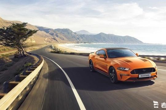 庆祝Mustang诞生55周年 福特发布Mustang55限量版车型