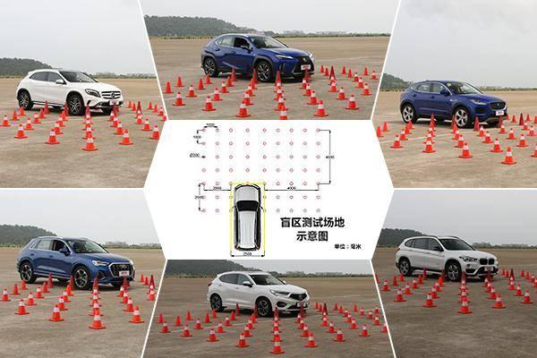 豪华入门SUV盲区评测:盲区最大的居然是它