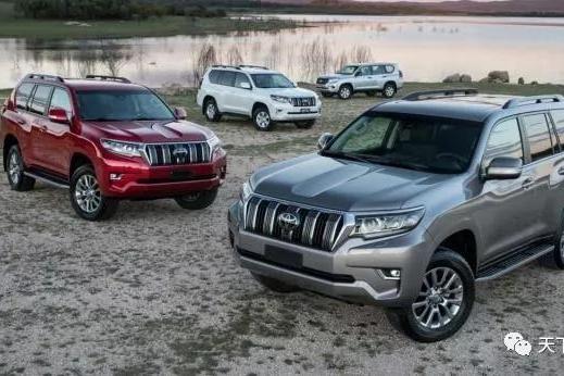 一汽丰田将停产普拉多,从此江湖再无神车?