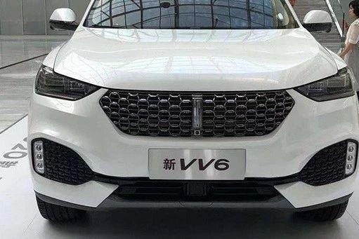 长城汽车发布Collie技术品牌 2020款VV6售价14.8万起上市