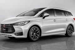 比亚迪宋MAX新车型上市 售9.19-10.19万元