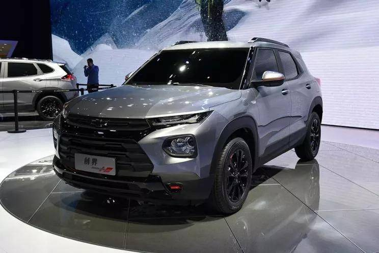 雪佛兰又一款运动车来袭,取名创界RS,预计下半年上市