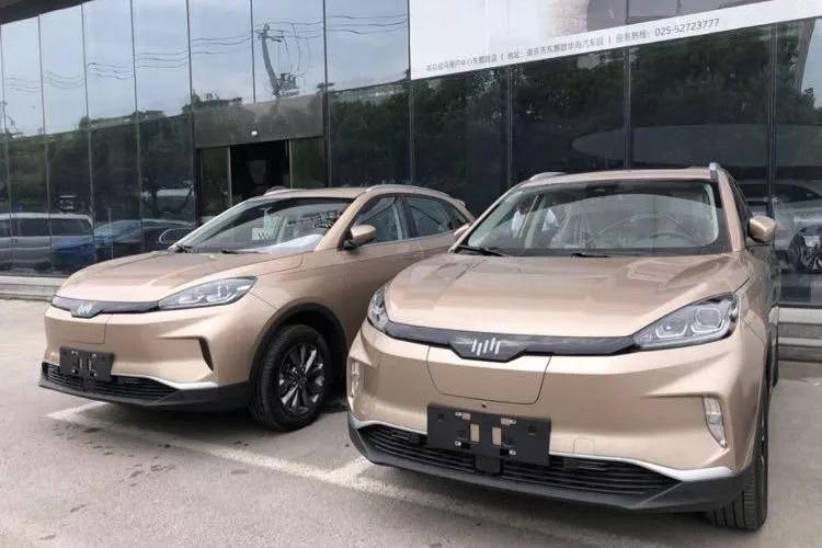 预算20万纯电SUV,我买了威马EX5
