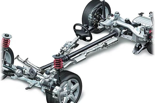 汽车上常见的几种悬挂,你分清了吗?三分钟教你弄懂