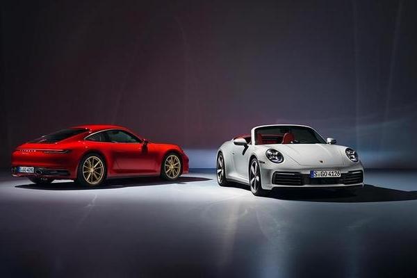 来了老弟:全新911 Carrera开启全球预售