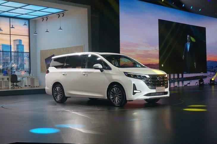 广汽传祺GM6国六版车型正式上市 售10.98-15.98万 搭7速双离合变速箱