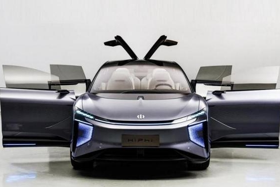 又一全新纯电动汽车品牌,华人运通旗下高合HiPhi了解一下!