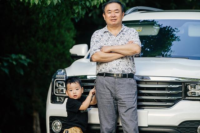 [寂寞赛道] 广汽传祺GS7!送给父亲的Dream Car